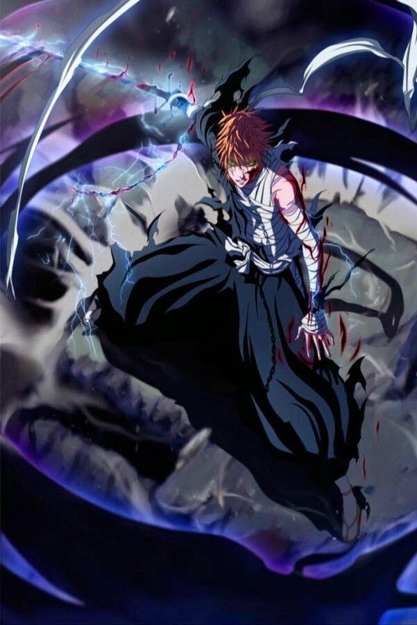 Hollow Final Getsuga Tenshou By On DeviantArt