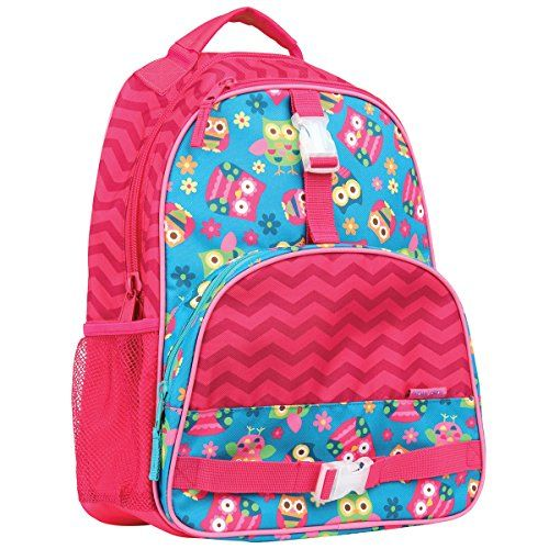 2a4431ee8b2a Stephen Joseph All Over Print Backpack, Owl Stephen Joseph | Kennedy ...