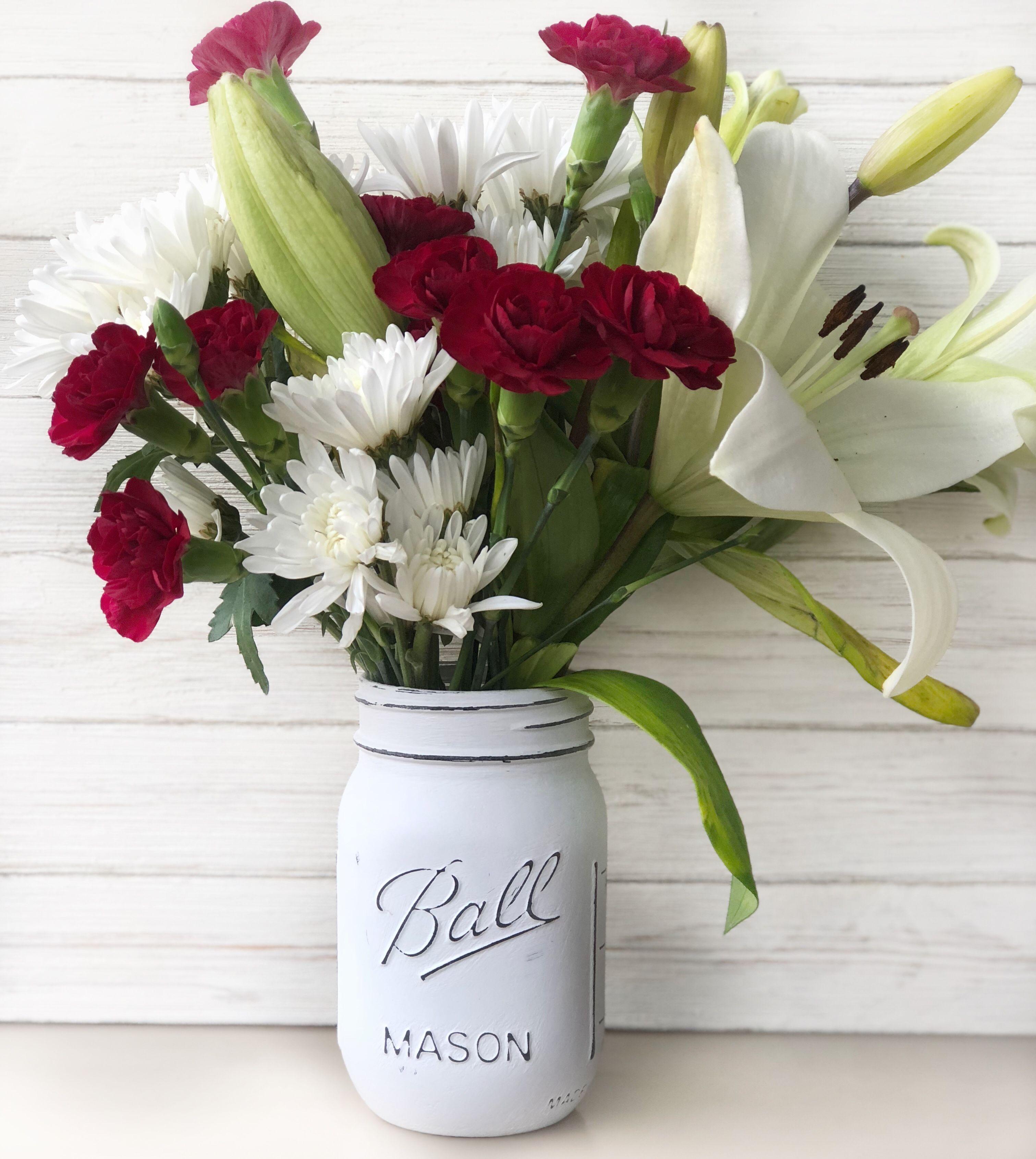 Valentine, Christmas Mason Jar