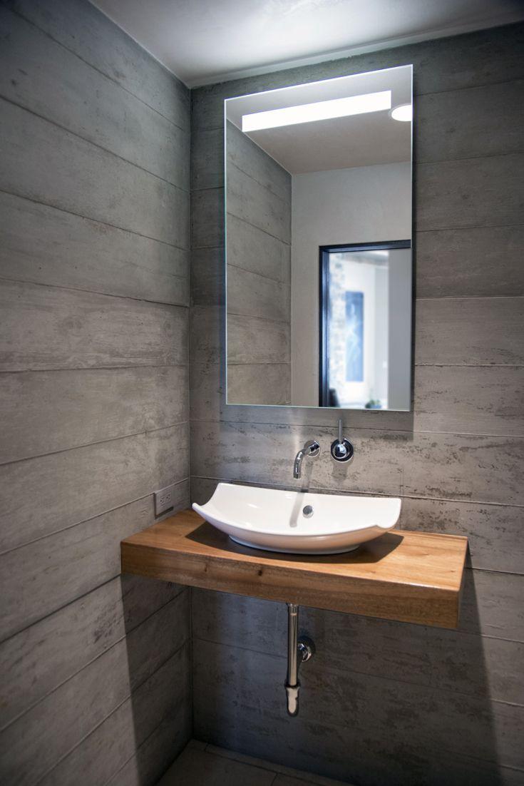 Modern Bathroom Modern Organic Materials Natural Materials