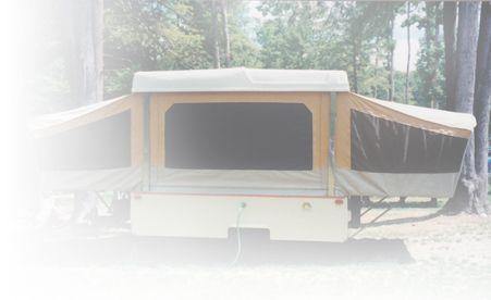 Bear Creek Canvas Pop Up Camper Recanvasing Specialists