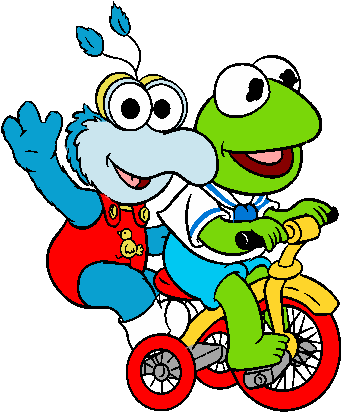 muppet babies cartoon characters clipart free clip art images rh pl pinterest com cartoon characters clipart cartoon characters clip art free