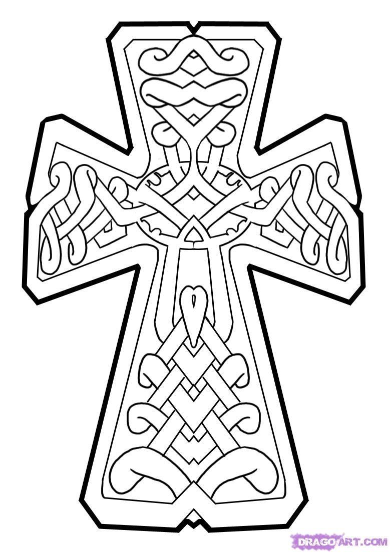 Celtic Cross Clipart - Free Clip Art Images   cruci   Pinterest ...