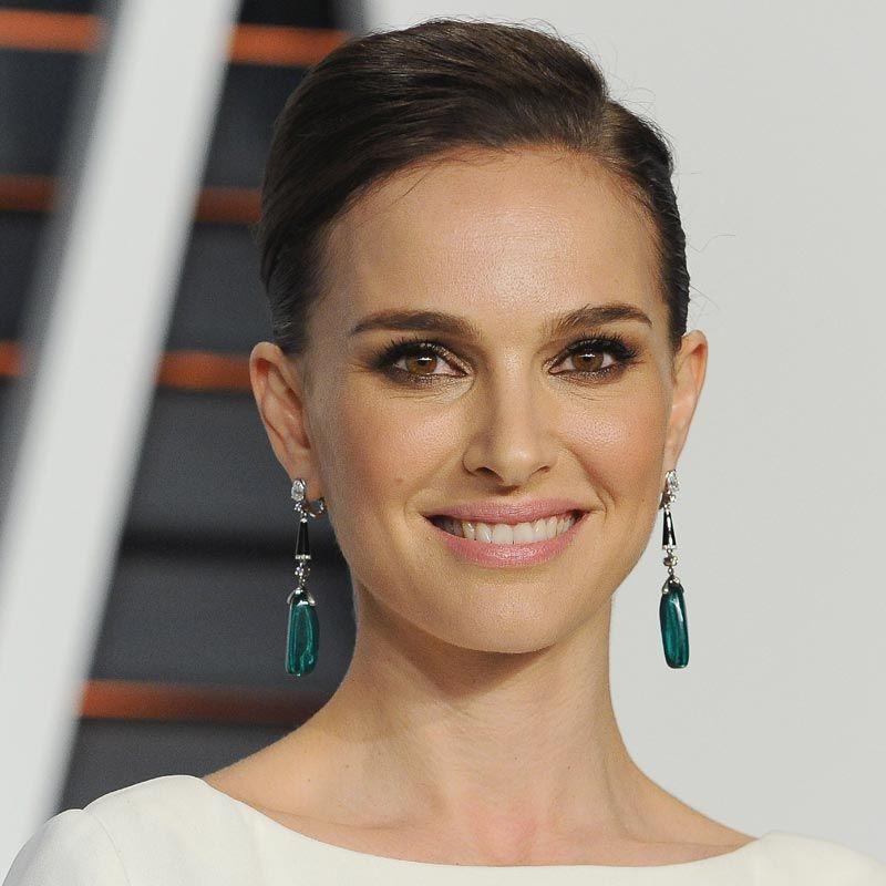 Natalie Portman, 35 Aos, En 35 Looks  Maquillaje De -2465
