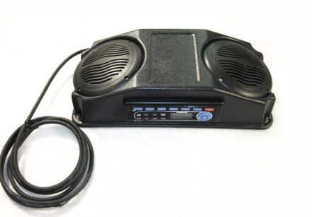 Universal Stereo Roof Console System With Speakers Console System Stereo Utv Parts