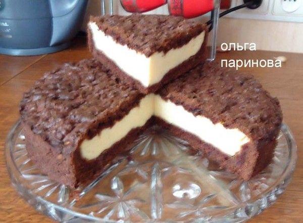 Рецепт улыбка негра печенье