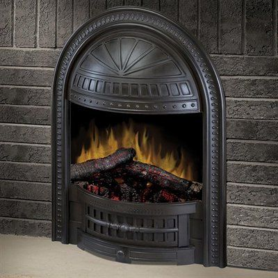 Dimplex Etp 23 Cst 23 Inch Deluxe Electric Fireplace Insert With