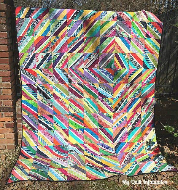 Pin On Strip Quilt Patterns Free