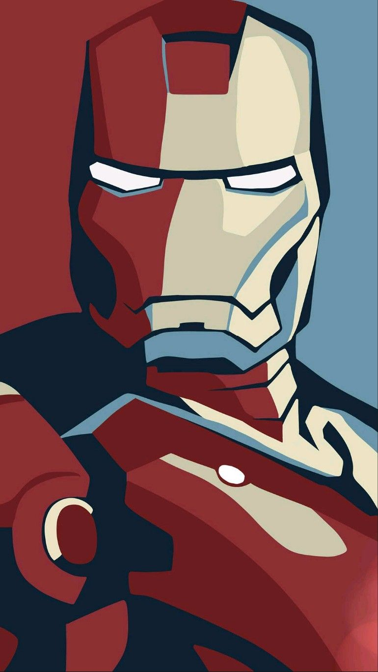 IRON MAN | Tony Stark | Marvel
