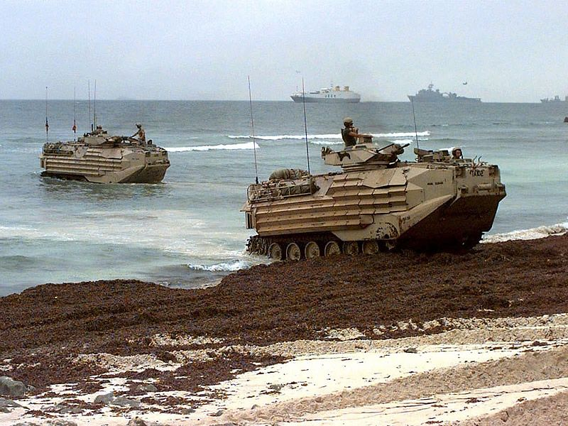Marine Apcs Peregrinations Of The Efv To Acv To Mpc To Acv 1 1