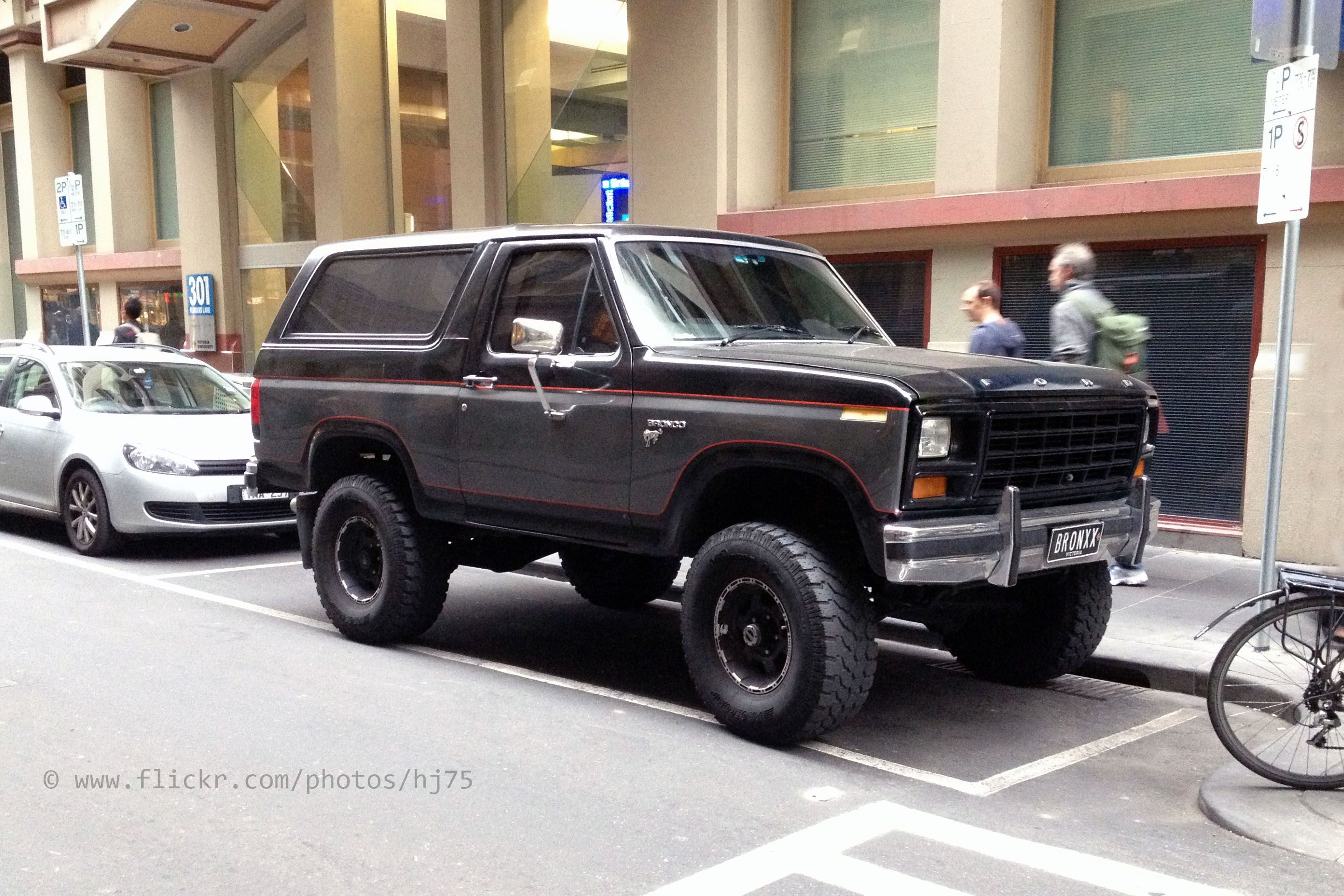 The idea behind the Bronco began with Ford product manager