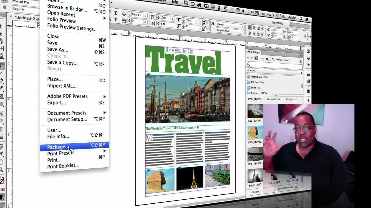 how to get indesign cs6 for free