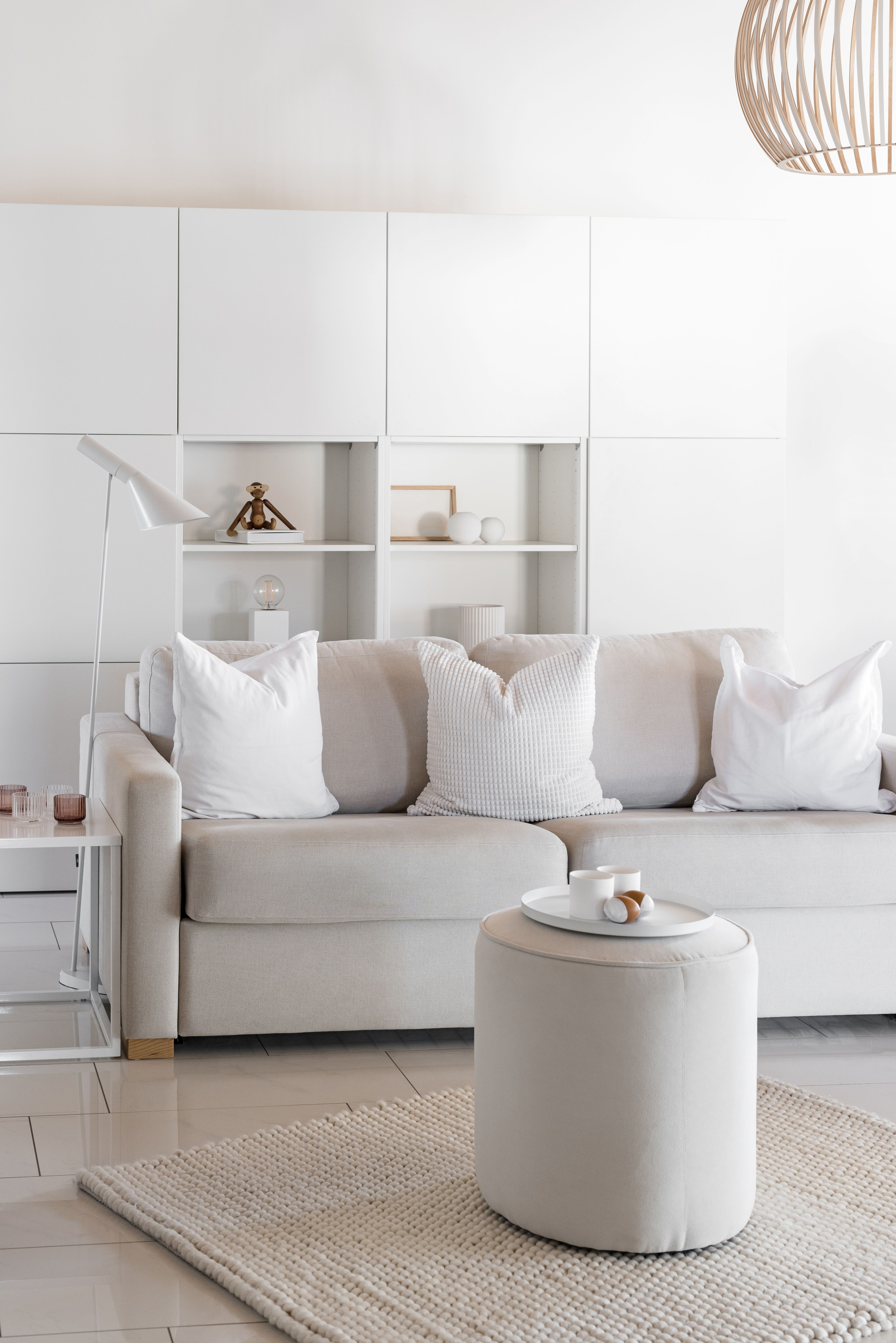 WOHNZIMMER #livingroom #interior #interiordesign #homedecor #whitehome #whiteinterior #minimalsm #home #scandinavian #inspohome #livingroomdecor #decoration #myhome #nordicliving
