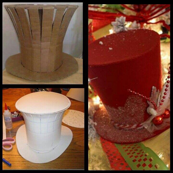 sombrero navide o viano n aran ovanie vence pinterest weihnachtsdekoration. Black Bedroom Furniture Sets. Home Design Ideas