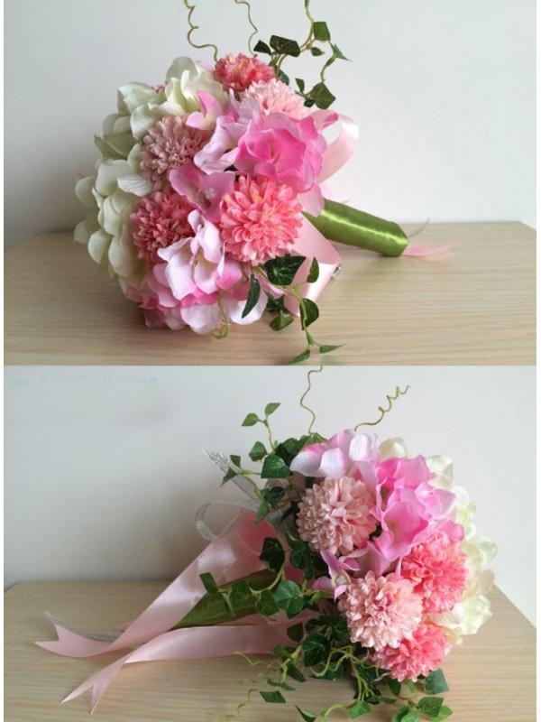 Bouquet Sposa Economici.Bouquet Sposa Economico Online Rosa Bouquet Sposa E Matrimonio