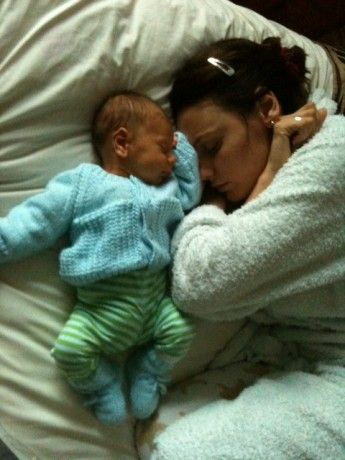 Birth Without Fear Blog Cosleeping Fear Mongering