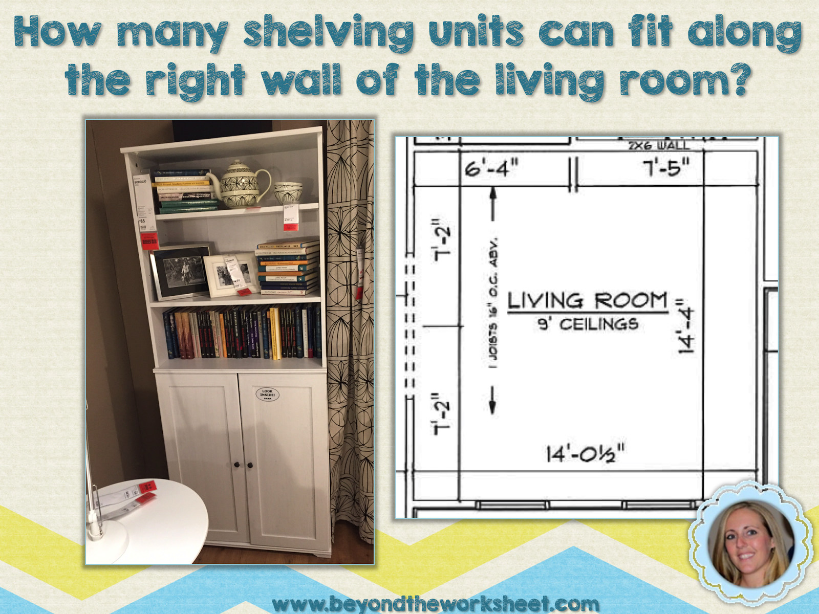 Math In Real Life Furnishing A New Home