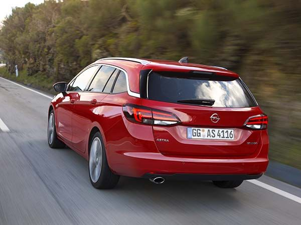 Yeni Opel Astra Sports Tourer 2016 Test Videosu Otomobil Otomobil Porto
