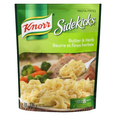 Best Knorr Pasta Butter Herb Side Dishes 136 Gr In 2019 400 x 300