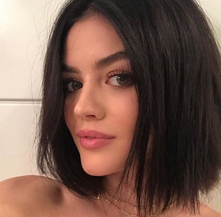 Lucy Hale Hair Pinterest Lucy Hale Hair Inspo And Bobs