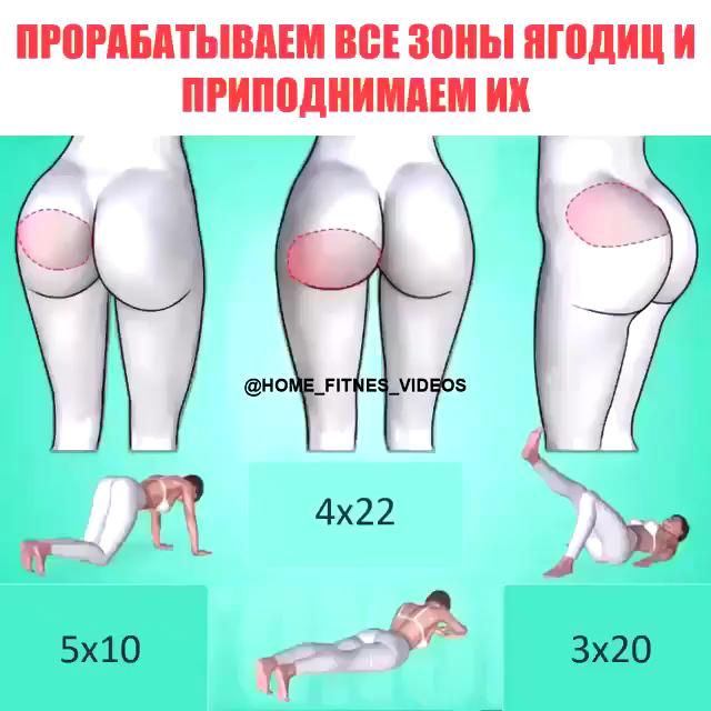 Best Effective Buttock Workout Exercises