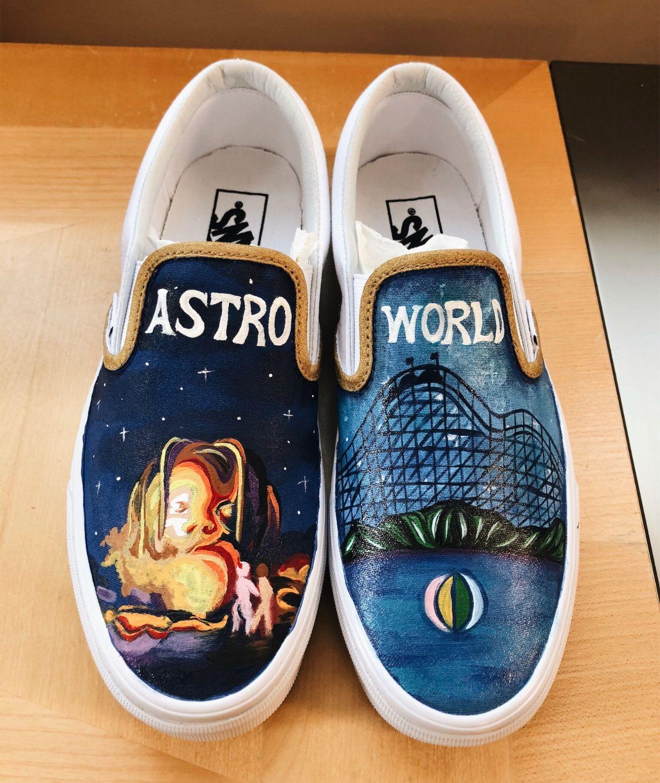Custom vans shoes, Custom