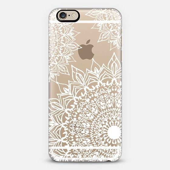 gold white coque iphone 6