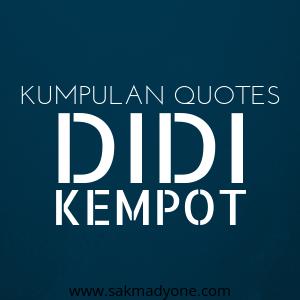 Kumpulan Gambar Quotes Didi Kempot Didi Lirik Lagu Lirik