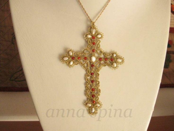 croce dorata