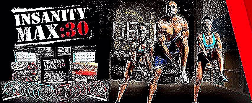 INSANITY: MAX 30 – COMPLETE GUIDE  30 MINUTES. INSANE RESULTS. If you're ready to push harder than e...