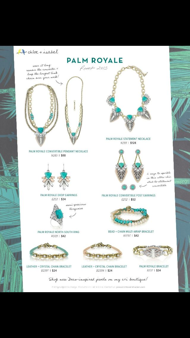 Check out our new Palm Royale collection! www.chloeisabelboutique.com