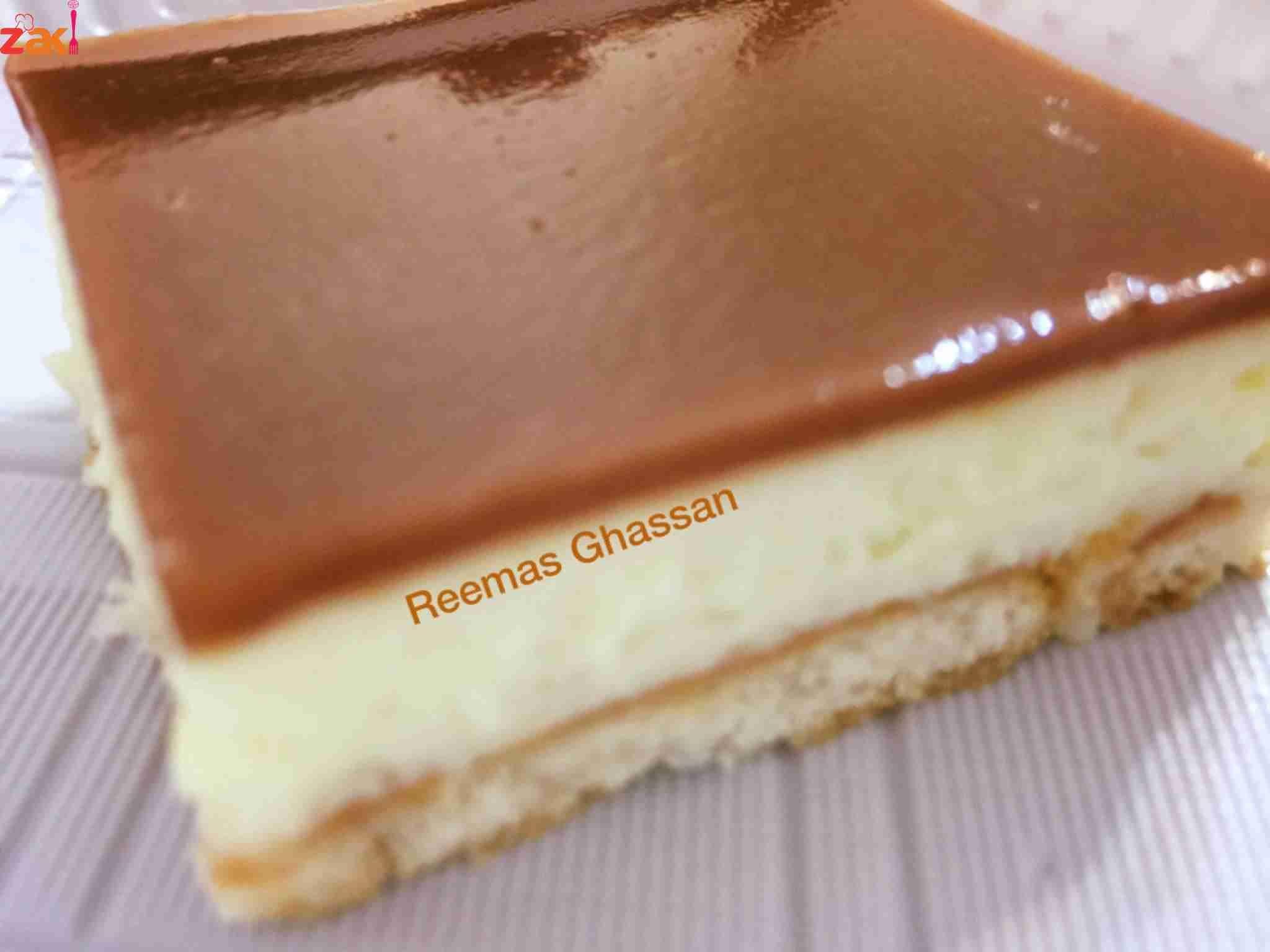 حلا الزبادي اللذيذ بالكريم كراميل والشوكولاته زاكي Food Desserts Sweets