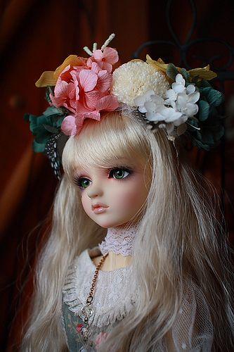 Couronne de fleurs | Flickr - Photo Sharing!
