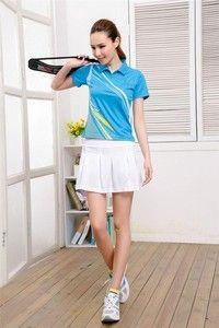 Sports Women\u0027s Badminton Wear Kit Athletic Wear Leisure Running 3 Colors  5 Size K_SMA096