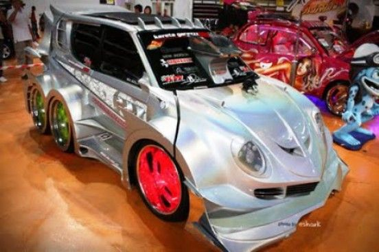 Bogar  (Xtreme International Autoshow)  2009
