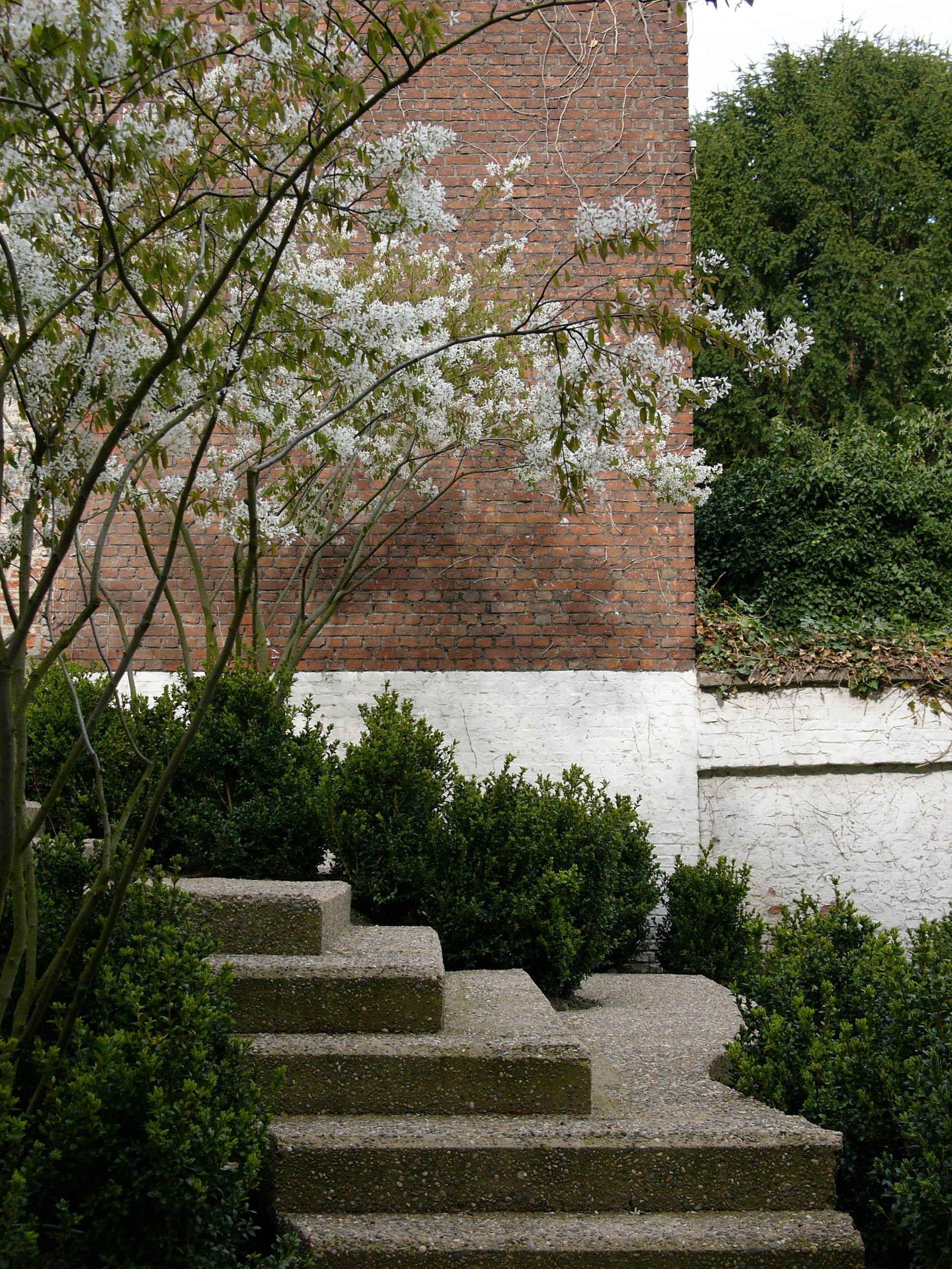 Garden by Hans Verstuyft Architecten www.hansverstuyftarchitecten.be ...