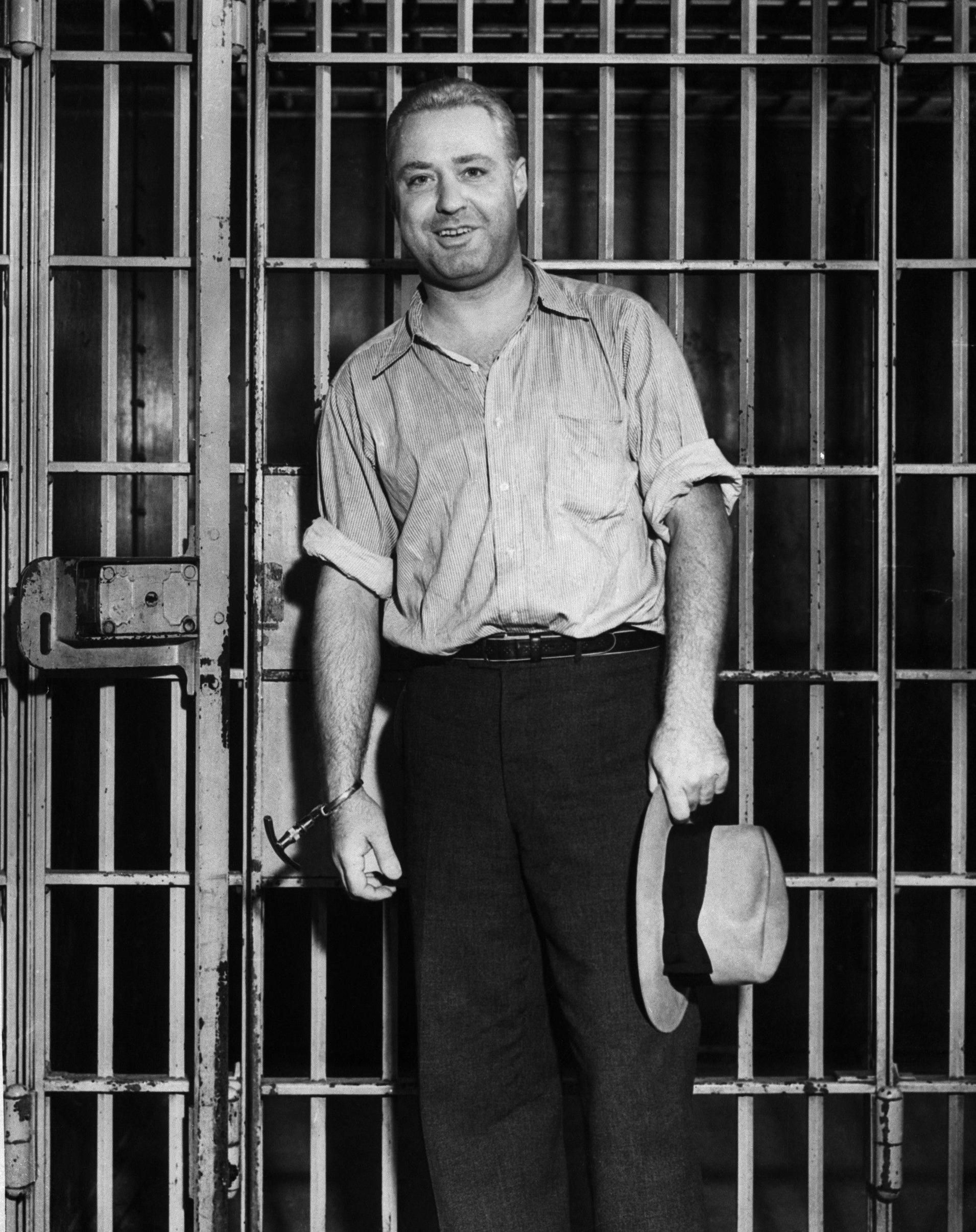 Machine Gun Kelly, Alcatraz inmate | Alcatraz | Pinterest ...