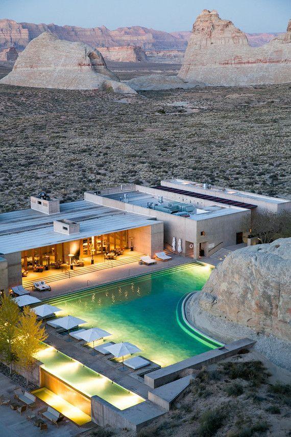 Amangiri resort in utah hotels resorts etc amangiri for Design hotel utah