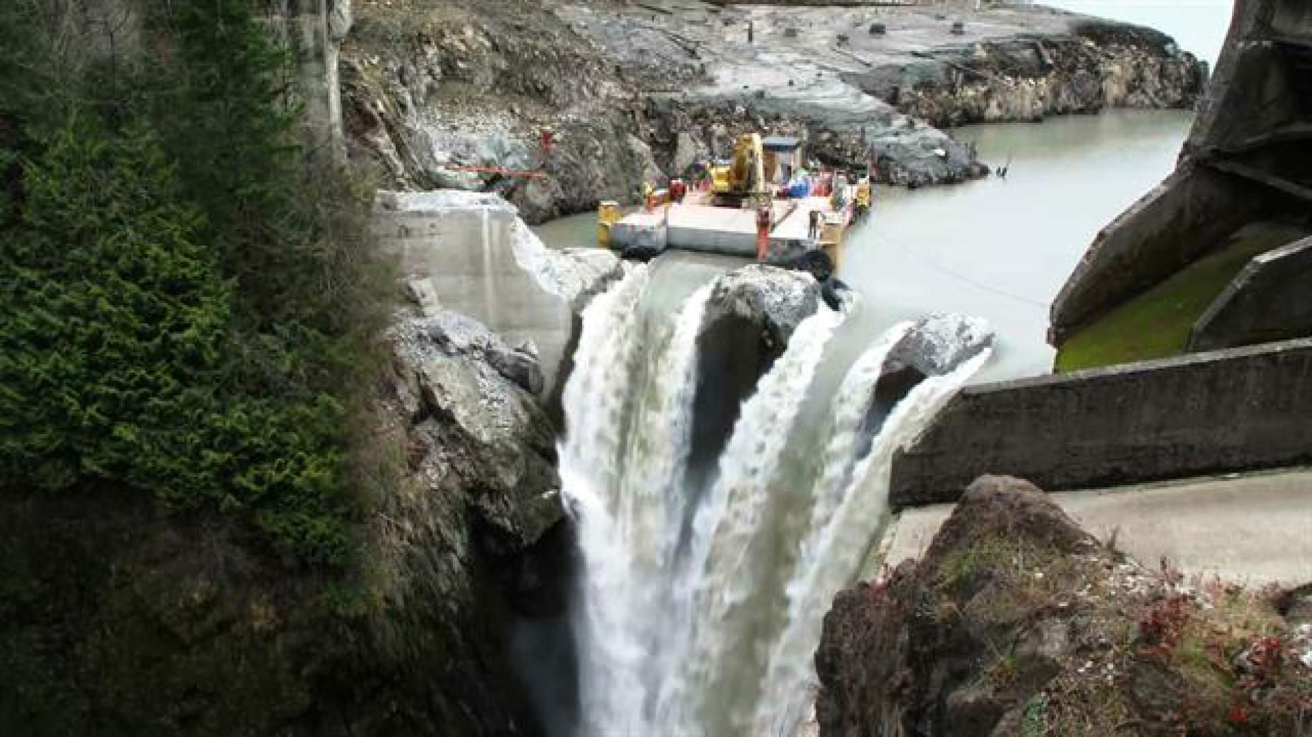 Videos Reveal The Power Of Dams And Dam Removal