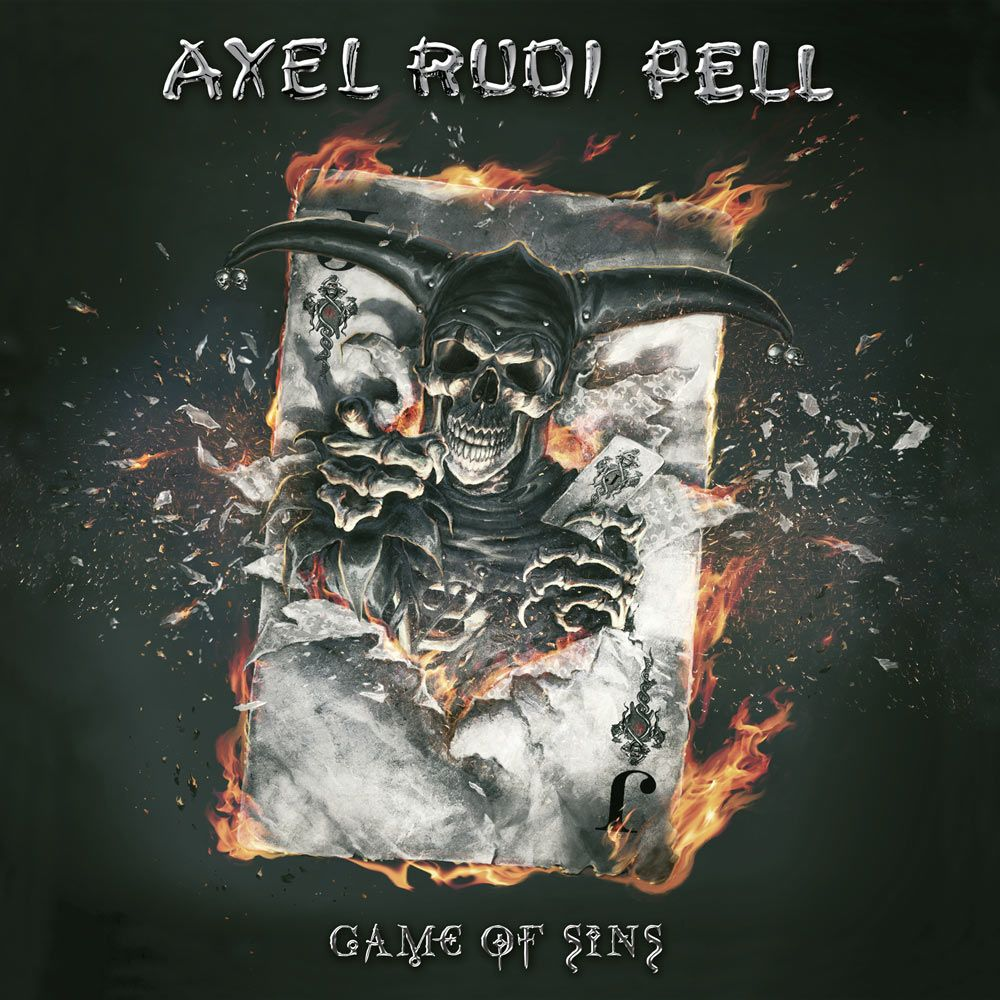 Haus design front bewertung axel rudi pell  game of sins deluxe edition   heavy metal
