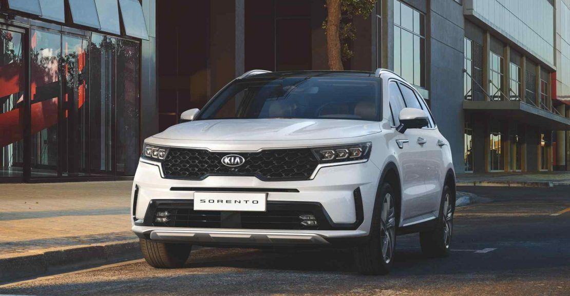 2021 Kia Sorento Ilk Resmi Detaylari Otomobilir Com 2020 Otomobil Otomatik Sanziman Elektrik Motoru