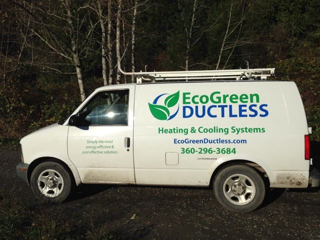 Ecogreen Ductless Llc Installers Are Epa Certified And Hvac