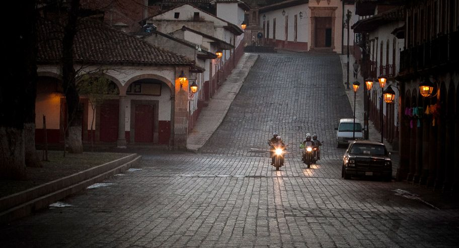 Mexico Bike Tours & Motorcycle Touring with Riders of the Sierra Madre