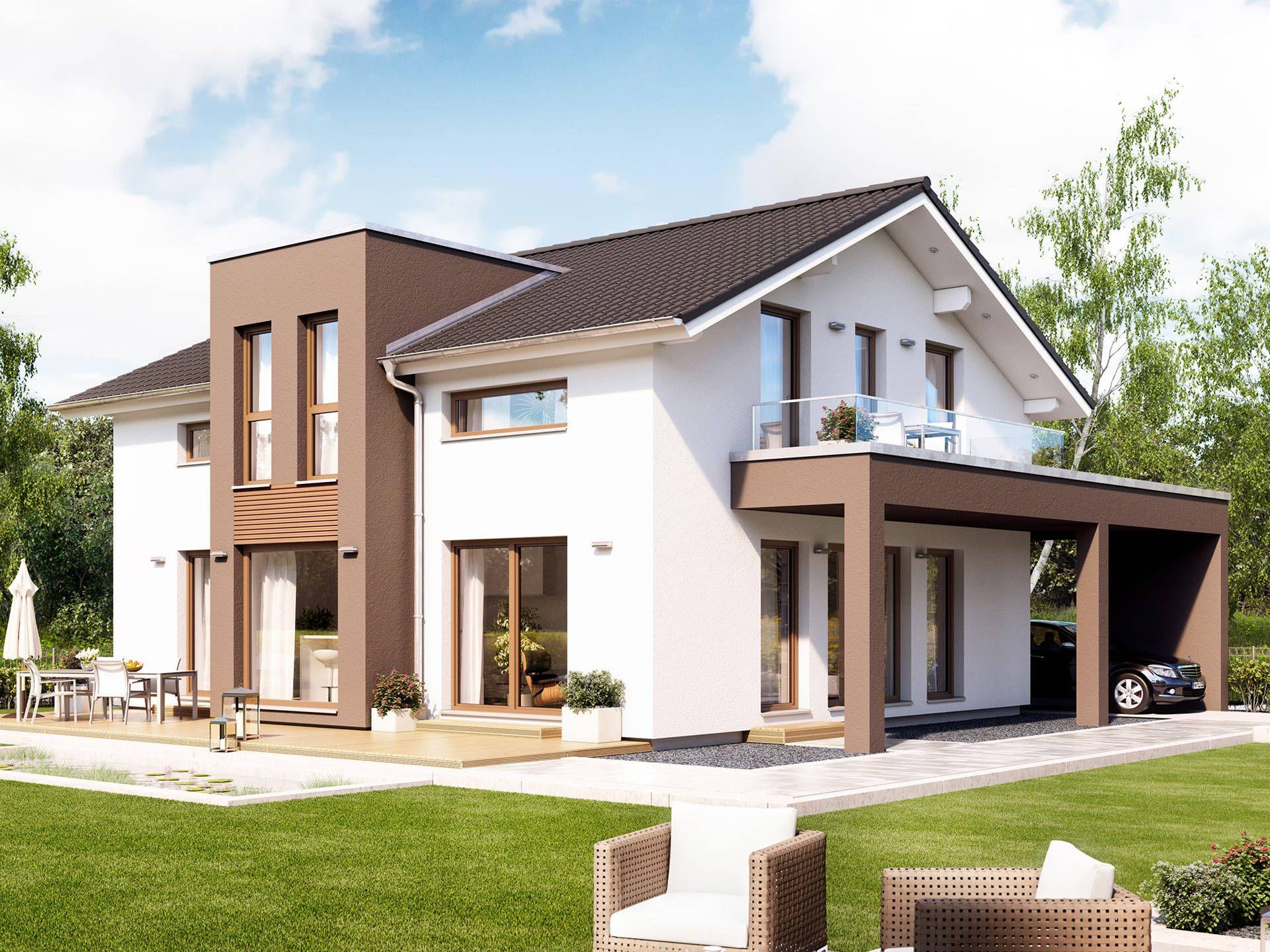 Einfamilienhaus FANTASTIC 162 V5 - Bien-Zenker in 2019 ...