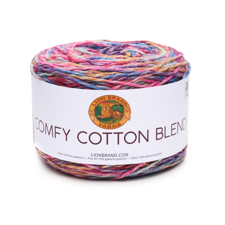 Comfy Cotton Blend Yarn   Hilos   Pinterest   Yarns, Afghan hat and ...