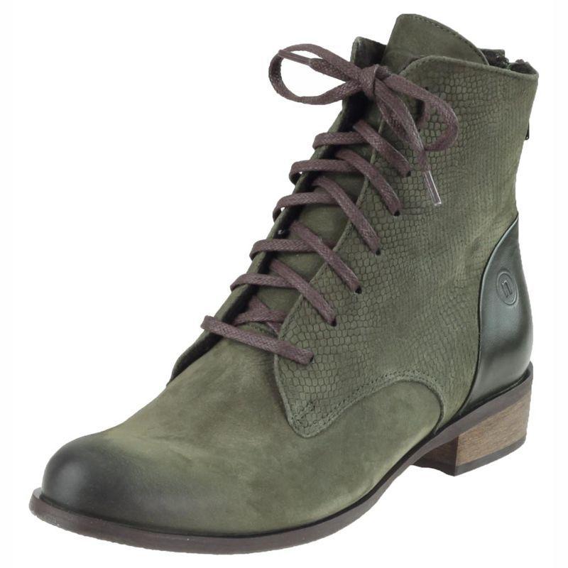 Botki Nessi 17290 Khaki 17602 Buty Damskie Botki Sklep Z Butami Cozabuty Pl Combat Boots Boots Shoes