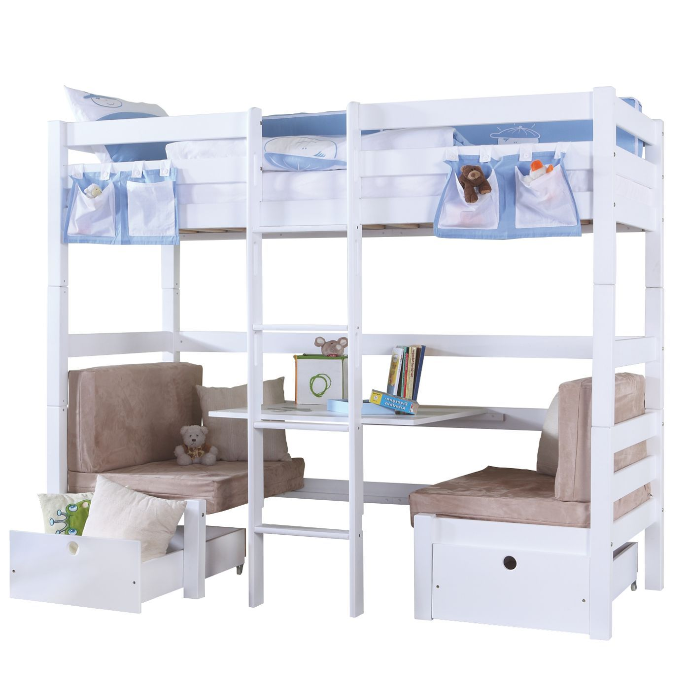 Ausziehbett Antonio Pin By Ladendirekt On Kinderbetten Etagenbett Bett Kinder Bett