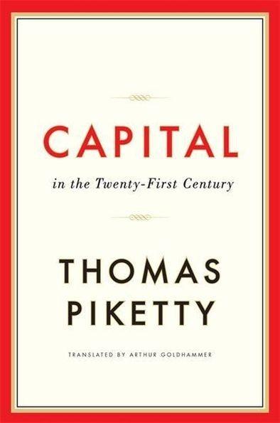 EL CAPITAL EN EL SIGLO XXI Autor: Thomas Piketty Thomas