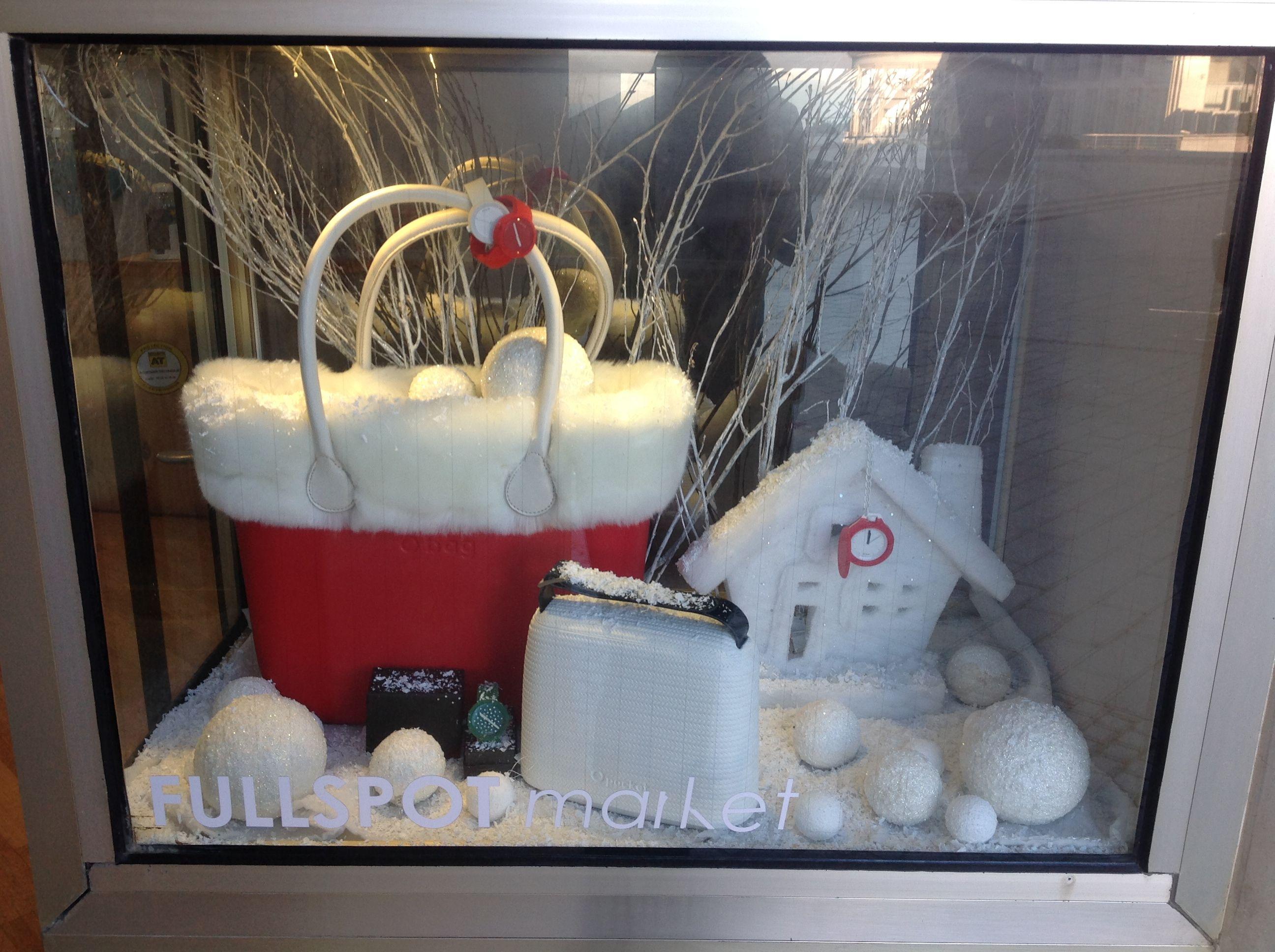 #obag #christmas #itbag #noel #snow #neige #fullspotbiarritz #fullspot