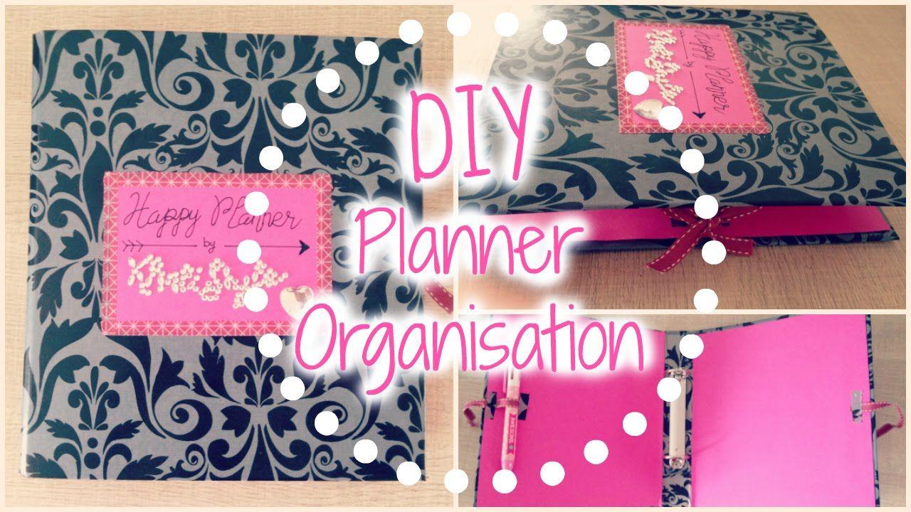 DIY #7 | Planner à partir d'un classeur A5  ❤ Etape #1